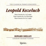 Howard Shelley - Kuzeluch: Piano Concertos '2017