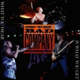 Bad Company - What You Hear Is What You Get '1993