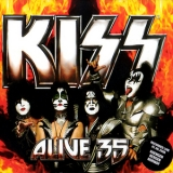 Kiss - Alive 35 (Recorded Live 01.06.2008 Norway, CD1 of 2) '2008