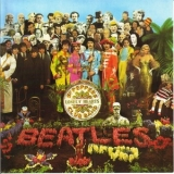 Beatles, The - Sgt. Pepper's Lonely Hearts Club Band (us Mono Lp) '2008