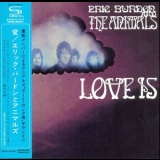 Eric Burdon & The Animals - Love Is (2013 Japan, UICY-75625) '1969