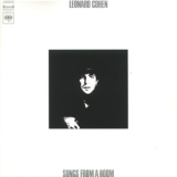 Leonard Cohen - Songs From A Room (2007 Japan, MHCP-1334) '1969