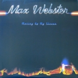 Max Webster - Mutiny Up My Sleeve '1978