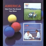 America - View From The Ground / Your Move '1982