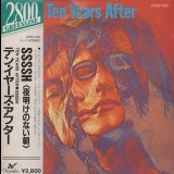 Ten Years After - Ssssh (1989 Japan, CP28-1029) '1969