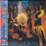Twisted Sister - Under The Blade  (SHM-CD Japan +5 Re-issue) '1982