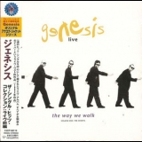 Genesis - Live / The Way We Walk (Volume One: The Shorts) '1992