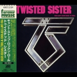 Twisted Sister - You Can't Stop Rock 'n' Roll '1983