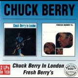 Chuck Berry - Chuck Berry In London / Fresh Berry's '1965