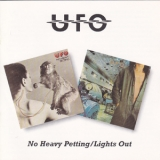 Ufo - No Heavy Petting / Lights Out '1994