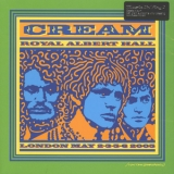 Cream - Royal Albert Hall - London - May 2-3-5-6 2005 (2014, MOVLP1118, EU) '2005