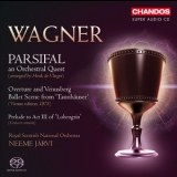 Richard Wagner - Parsifal, an Orchestral Quest (Neeme Jarvi) '2010
