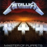 Metallica - Master of Puppets (2000 DCC Remastered, 24k Gold Edition) '1986