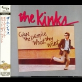 Kinks, The - Give The People What They Want '1981