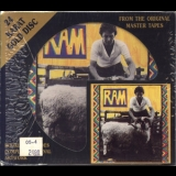 Paul & Linda McCartney - Ram (DCC Remastered, 24k Gold Edition) '1971
