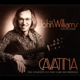 John Williams - Cavatina - The Complete Fly And Cube Recordings (2CD) '2010