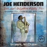 Joe Henderson - Straight, No Chaser '1996