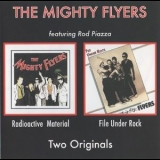 Rod Piazza & The Mighty Flyers - Radioactive Material / File Under Rock Cd Reissue '2004