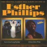 Esther Phillips - You've Come A Long Way, Baby / All About Esther Phillips '2011