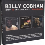 Billy Cobham - Drum 'N' Voice Vol.1-2-3 The Collection '2011