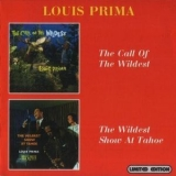 Louis Prima - The Call Of The Wildest / The Wildest Show At Tahoe '1958