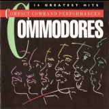 Commodores - Compact Command Performances 14 Greatest Hits '1983