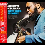Ornette Coleman - New York Is Now! Vol. 1 '1968