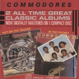 Commodores - Hot On The Tracks / In The Pocket '1986