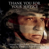 Thomas Newman - Thank You For Your Service (original Motion Picture Soundtrack) '2017
