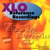 Xlo Reference Recordings - Test & Burn-in Cd '1995