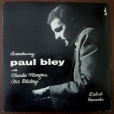 Paul Bley - Introducing Paul Bley With Charlie Mingus, Art Blakey '1992