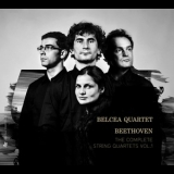 Ludwig Van Beethoven - The Complete String Quartets Vol. 1 Belcea Quartet (CD2) '2012