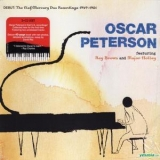 Oscar Peterson - Debut: The Clef / Mercury Duo Recordings 1949 - 1951 (3CD) '2009