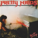 Pretty Maids - Red, Hot And Heavy (ESCA 5144, Japan) '1984