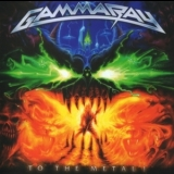 Gamma Ray - To The Metal! (Victor, VICP-64799, Japan) '2010