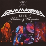 Gamma Ray - Skeletons & Majesties Live (Ear Music, 0208199ERE, Germany) (2CD) '2012