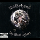 Motorhead - The World Is Yours (2010, USA, UDR 0010 CD) '2010