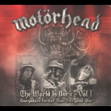 Motorhead - The World Is Ours (Germany, UDR, UDR 0076 CD, 2CD) '2011