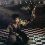Pat Benatar - Tropico (Japan 1st Press CP32-5030 Black Triangle) '1984
