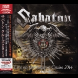 Sabaton - Live On The Sabaton Cruise 2014 (2CD) '2015