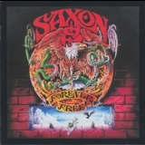 Saxon - Forever Free ('2002 Re-issue) (SPV 076-74092 CD, Germany) '1992