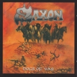 Saxon - Dogs Of War ('2006 Re-issue) (SPV 74112 CD, Germany) '1995