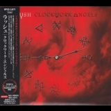 Rush - Clockwork Angels (WPCR-14471, JAPAN) '2012