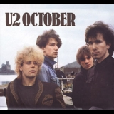 U2 - October (2008 Remastered Deluxe Edition) (CD1) '1981