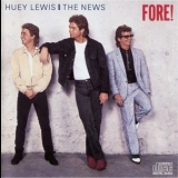 Huey Lewis & The News - Fore! '1986