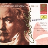 Beethoven - Beethoven Complete Edition - Historic Recordings Vol.20 (CD6) '1989