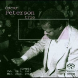 Oscar Peterson Trio - Paris Jazz Convert (CD2) '2002
