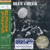 Blue Cheer - BC #5 Original Human Being (Mini LP SHM-CD Universal Japan 2017) '1970