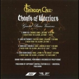 Freedom Call - Chants Of Warriors '2016