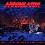 Annihilator - Set the World on Fire '1993
